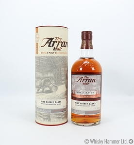 Arran - 9 Year Old (Fino Sherry) Sweden Exclusive Thumbnail