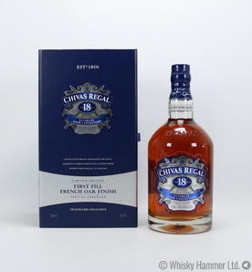 Chivas Regal - 18 Year Old (First Fill French Oak Finish)