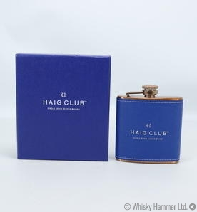 Haig Club - Hip Flask Thumbnail