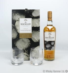 Macallan - Gold Limited Edition (+ 2 Glasses)
