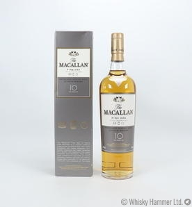 Macallan - 10 Year Old (Fine Oak, Triple Cask)