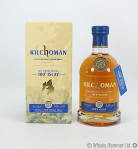Kilchoman - 100% Islay (8th Edition, 2010) Thumbnail