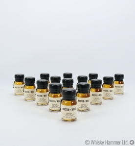 Macallan - 29 Year Old (1989) Master of Malt 15 x 3cl miniatures Thumbnail