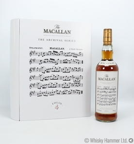 Macallan - The Archival Series - Folio 4 Thumbnail