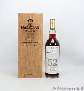 Macallan - 52 Year Old (2018 Release)