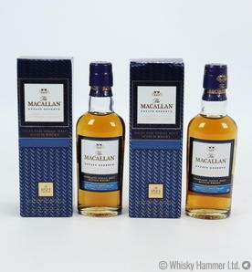 Macallan - 1824 Collection (2 x 5cl)