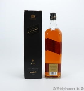 Johnnie Walker - 12 Year Old (Black Label) 1 Litre Thumbnail