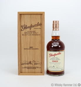 Glenfarclas - 2003 (Distillery Exclusive) Thumbnail