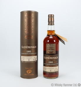 Glendronach - 22 Year Old (1995) Single Cask #3043 Thumbnail