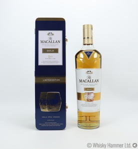 Macallan - Gold (Double Cask) Limited Edition