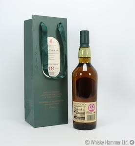 Lagavulin - 19 Year Old - Feis Ile 2019 Thumbnail