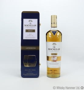 Macallan - Gold (Double Cask) Limited Edition Thumbnail
