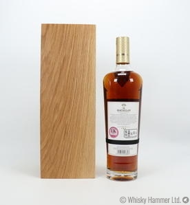 Macallan - 25 Year Old (2018) Sherry Oak Thumbnail