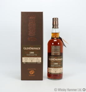 Glendronach - 28 Year Old (1990) Single Cask #2623 Thumbnail
