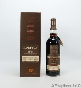 Glendronach - 39 Year Old (1972) Single Cask #2033 Thumbnail