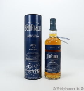 BenRiach - 13 Year Old (2005 Single Cask) Thumbnail