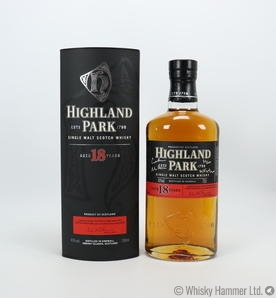 Highland Park - 18 Year Old (Signed Limited Edition) Thumbnail