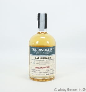 Dalmunach - 4 Year Old (Single Cask Edition) Distillery Reserve Collection (50cl) Thumbnail