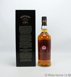 Bowmore - 37 Year Old (1968) Bourbon Wood Vintage Thumbnail