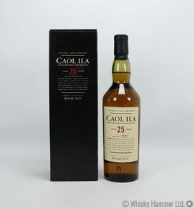 Caol Ila - 25 Year Old (Limited Edition) Thumbnail