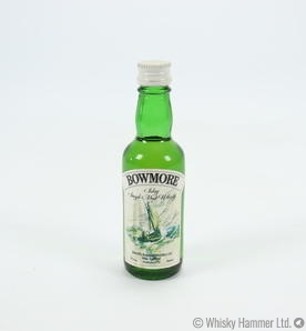 Bowmore - Sherriff's (1970) 5cl