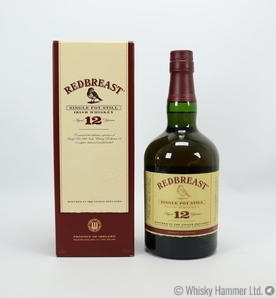 Redbreast - 12 Year Old Thumbnail