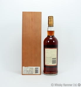 Macallan - 18 Year Old (1982 Gran Reserva) US Import (75cl) Thumbnail