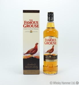 Famous Grouse - Finest Scotch Whisky