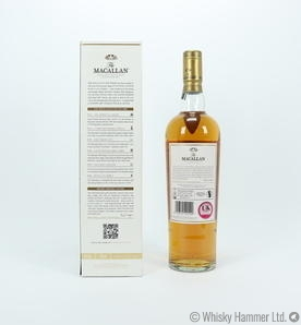 Macallan - Gold (1824 Series) + 2 glasses Thumbnail