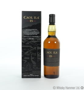 Caol Ila - 25 Year Old Thumbnail