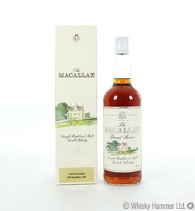 Macallan - Easter Elchies (1985) Special Reserve (75cl)