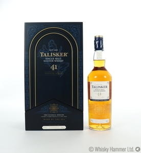 Talisker - 41 Year Old (1978) The Bodega Series