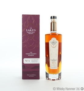 The Lakes - Whiskymaker's Reserve No.1 (Cask Strength)