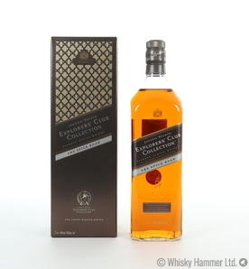 Johnnie Walker - Explorer's Club (The Spice Road) 1 Litre