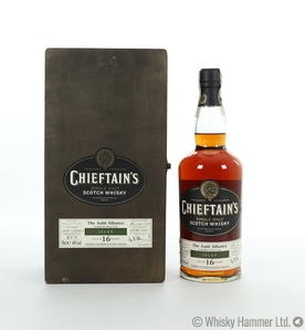 Chieftains - 16 Year Old ('Islay' Prohibition Wine Cask) The Auld Alliance) Thumbnail