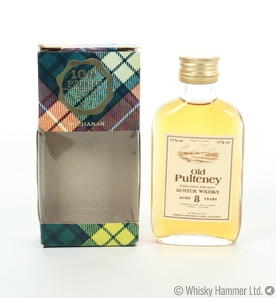 Old Pulteney - 8 Year Old (Gordon & MacPhail) 5cl Thumbnail