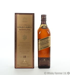 Johnnie Walker - 18 Year Old (Gold Label) Centenary Blend