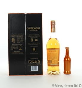 Glenmorangie - 10 Year Old (The Original) + 10cl Miniature Thumbnail