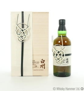 Hakushu - 25 Year Old (Limited Edition) Thumbnail