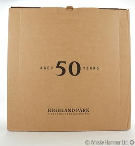 Highland Park - 50 Year Old (75cl) Thumbnail