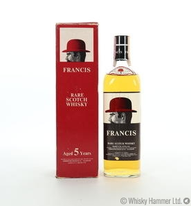Francis - 5 Year Old (75cl) Thumbnail
