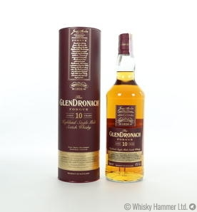Glendronach - 10 Year Old (Forgue) Travel Exclusive (1 Litre) Thumbnail