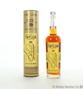 Colonel EH Taylor - Cured Oak (75cl) Thumbnail