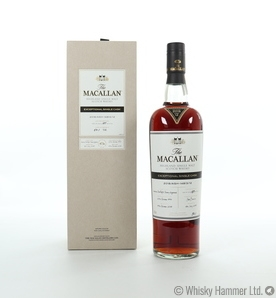 Macallan - 1997 Exceptional Single Cask (#14813-12, 2018) Thumbnail