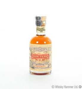 Don Papa Rum - 7 Year Old (Small Batch) 20cl Thumbnail