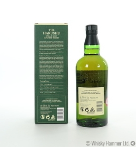 Hakushu - 12 Year Old (2018 Bottling) Thumbnail
