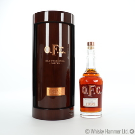 Buffalo Trace - 1993 (25 Year Old) OFC (Old Fashioned Copper) 75cl Thumbnail