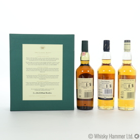 Classic Malts Collection - Lagavulin, Talisker & Cragganmore (3 x 20cl) Thumbnail