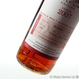 Mortlach - 12 Year Old (2007) Carn Mor Strictly Limited Thumbnail