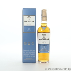 Macallan - 12 Year Old (Fine Oak) 50cl Thumbnail